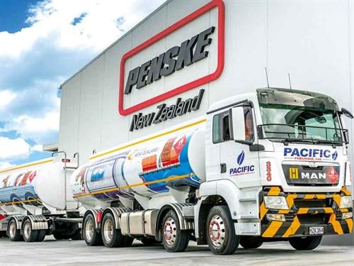 Penske -NZ-TIL-Logistics