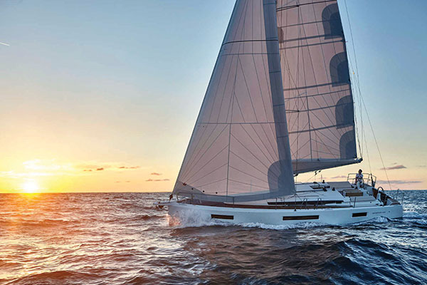 Jeanneau -Sun -Odyssey -440
