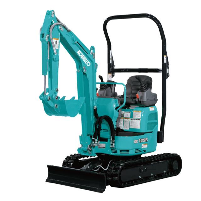 Kobelco -SK12SR-mini -excavator
