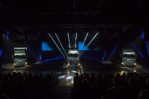 Reveal Of The New Truck Generation At Sydney 's International Convention Centre _XX_7208