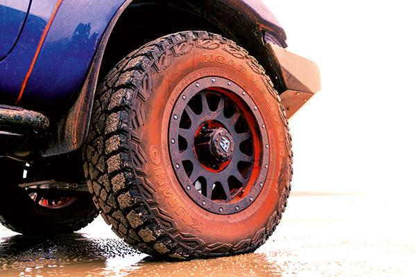 Kumho -MT51-tyres