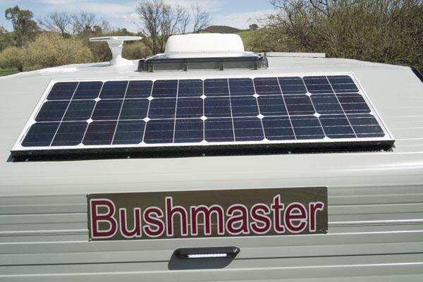 Solar Bushmaster Blue Gum Off Road