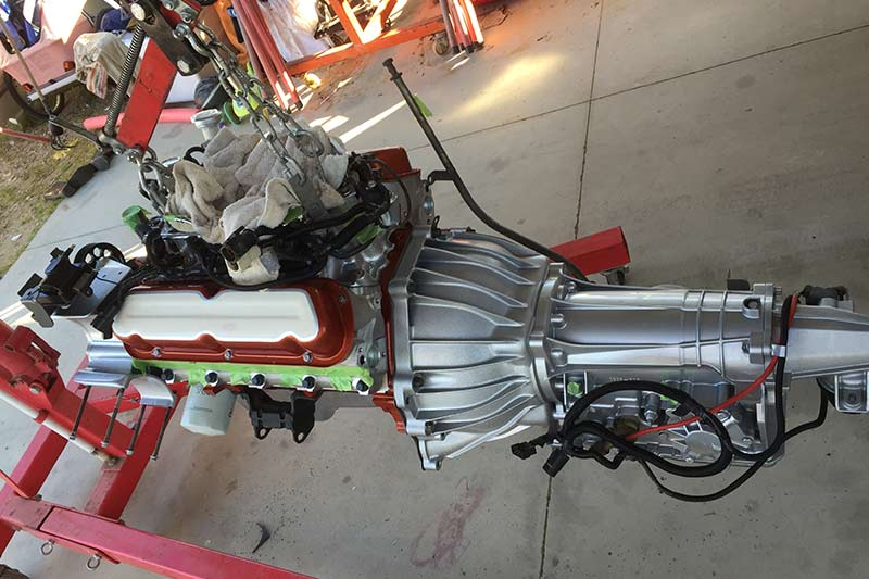 Reader -resto -falcon -gearbox