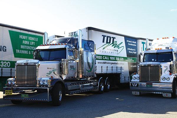 TDT-Training -trucks -2