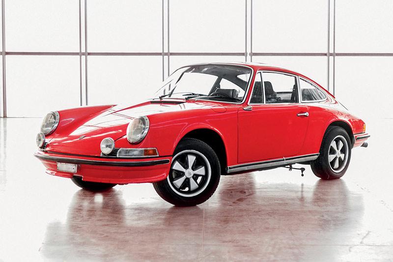 Porsche -911
