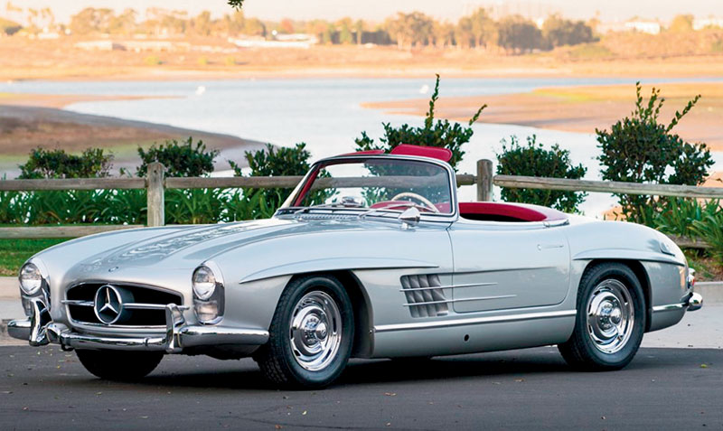 Mercedes -benz -300-sl -roadster