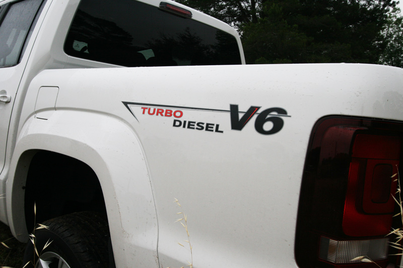 Volkswagen Amarok V6 Sportline | Price, test & specs
