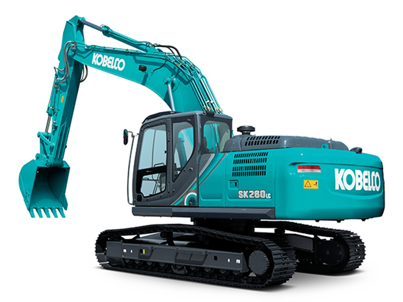 Kobelco -SK280LC-excavator