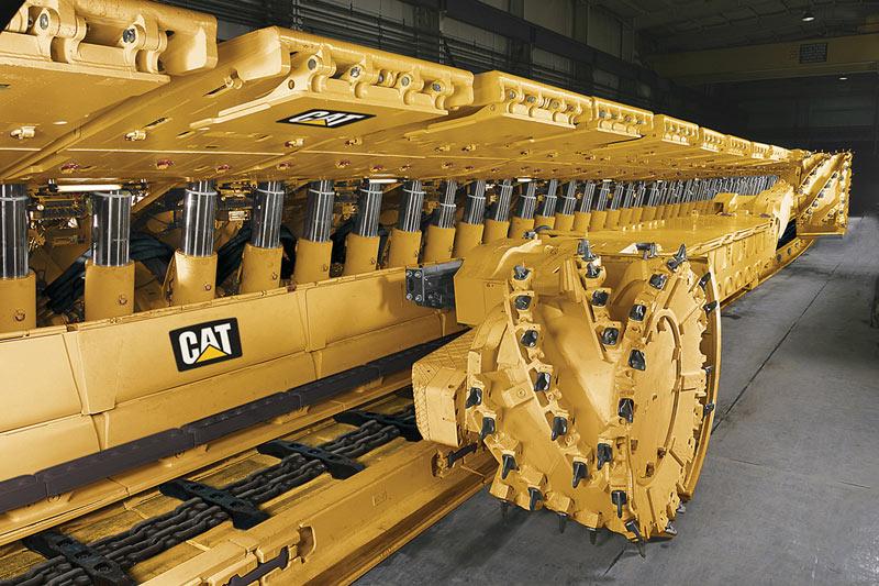Cat -longwall -mining -system