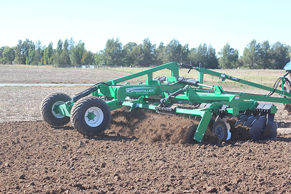 The K-Line Speed tiller