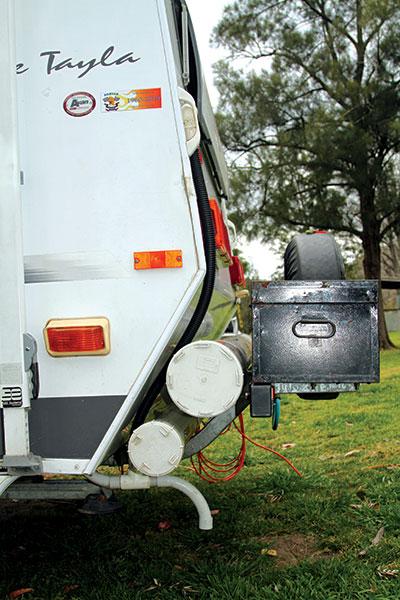 Drain -sink -DIY-for -camping