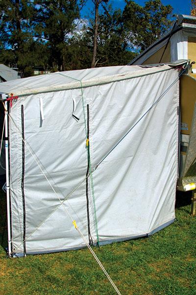 Awning -DIY-for -camping