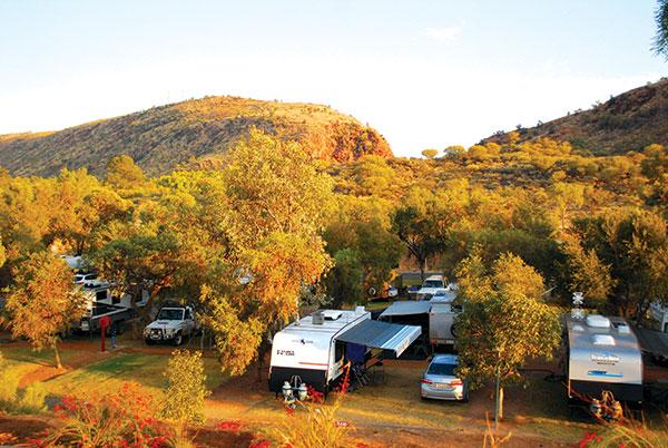 BIG-4-Macdonnell -Range -caravan -park