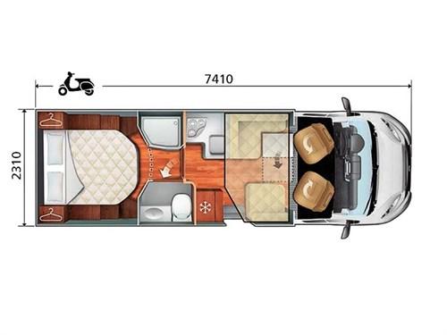 65xt -floorplan