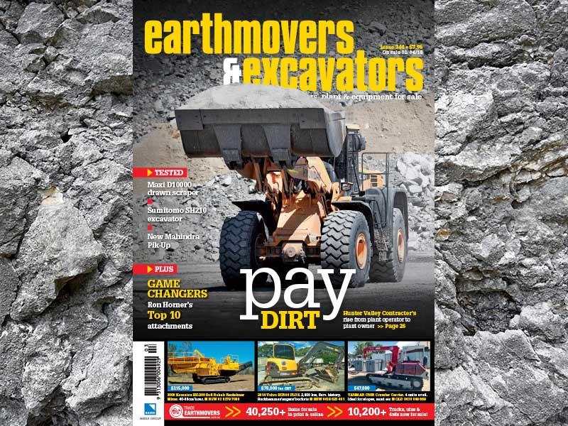 Earthmovers -and -Excavators -magazine -issue -344