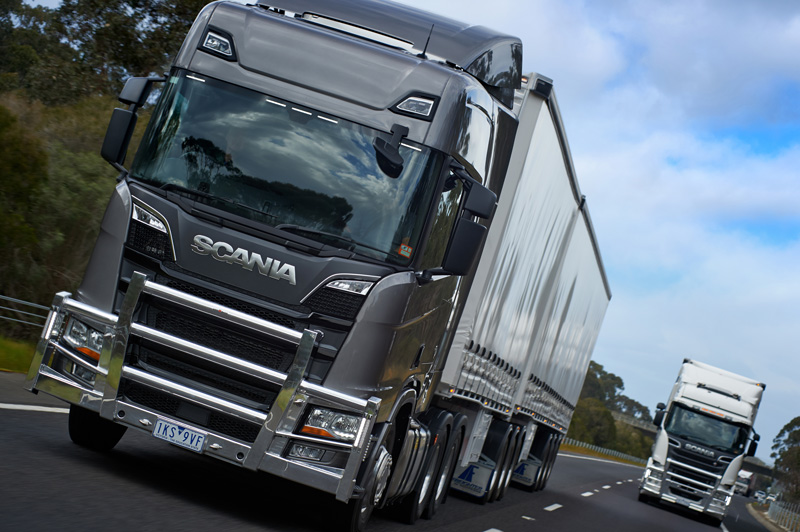 Clash of the Continentals: Next Generation Scania Test Drive