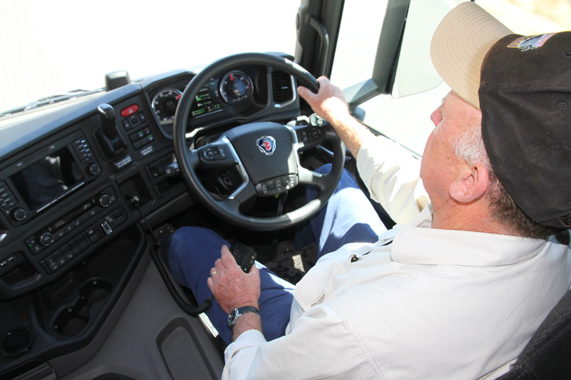 Clash of the Continentals: Next Generation Scania Test Drive | News