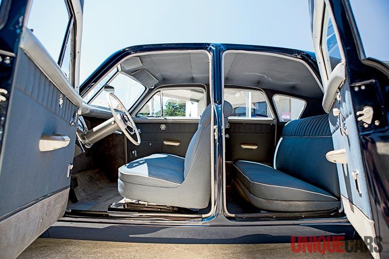 Tucker -48-interior