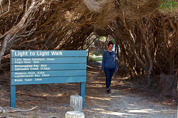 Green -Cape -Lighthouse -start -of -Light -to -Light -Walk -track