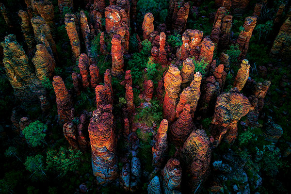 The -Southern -Lost -City -chiselled -into -the -Arnhem -Land -Plateau -NT
