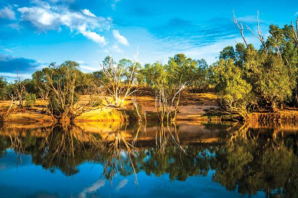 Limmen -National -Park -waterholes -NT