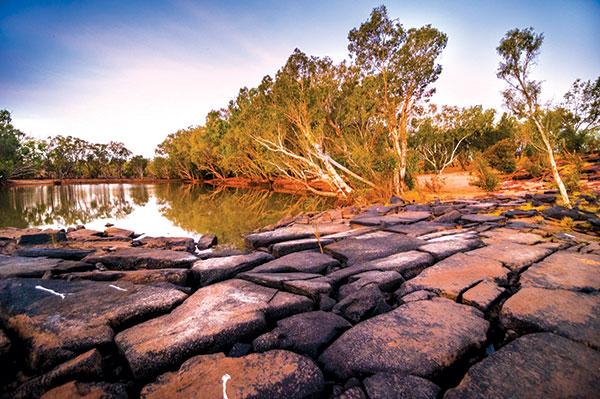 Limmen -National -Park -billabong -NT