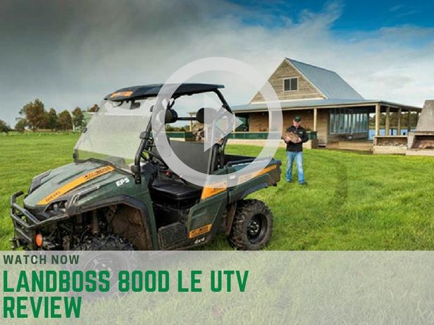 Landboss 800D LE