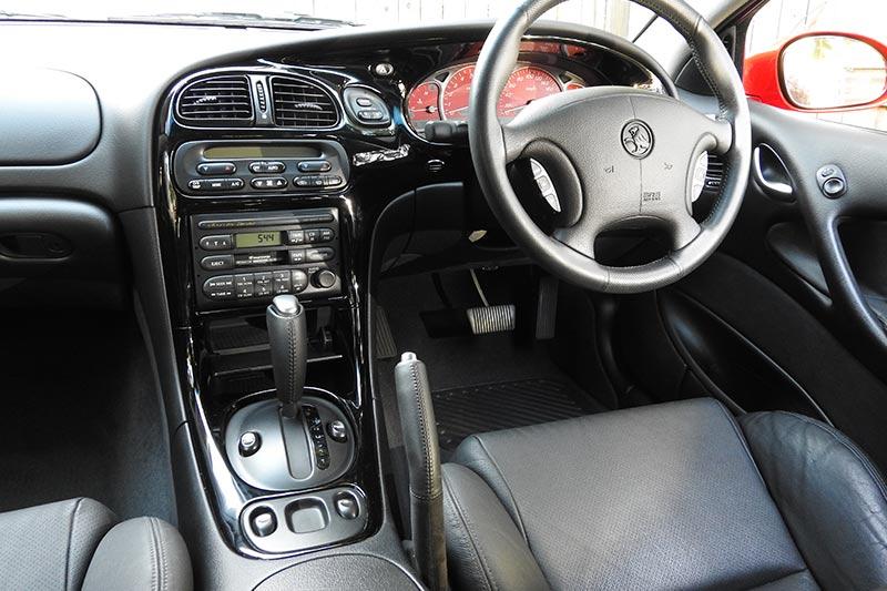 Holden -monaro -console