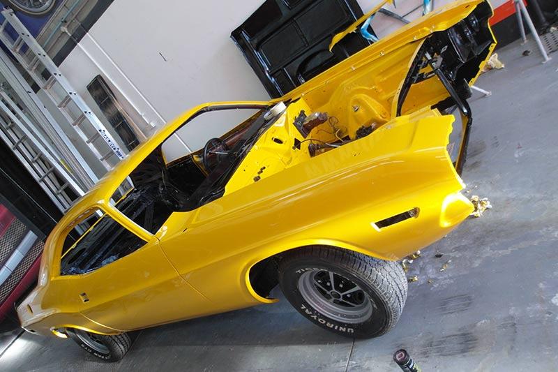 Dodge -challenger -resto -55