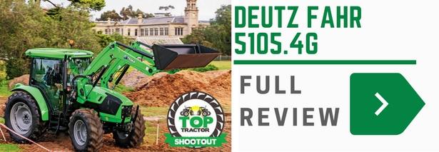 Deutz-Fahr 5015.4G tractor