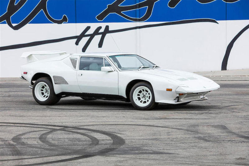 Shelby -Bonhams -auction -De Tomaso