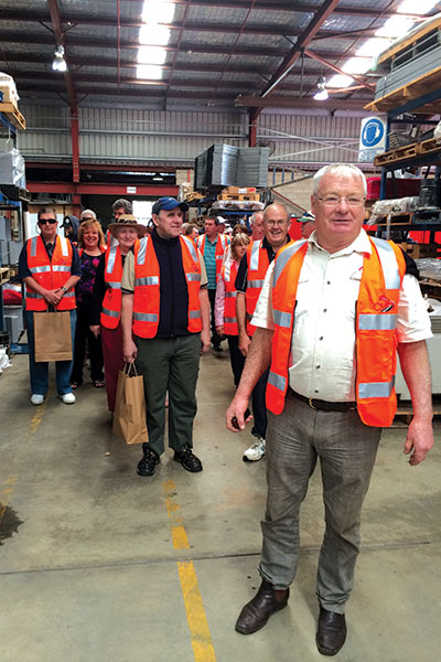 CUB-Campers -Factory -Tour -with -Roger -Fagan