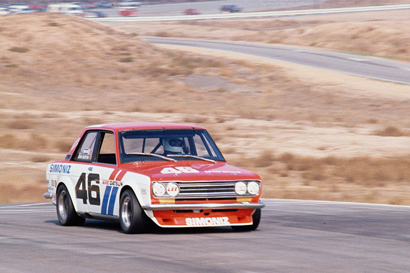 Nissan -Monterey -featured -marque -BRE-Datsun -SCCA