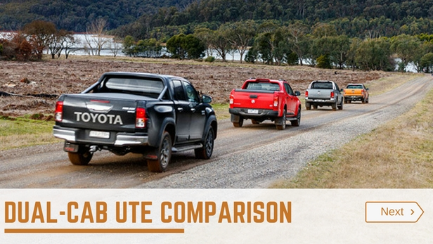dual cab ute comparison