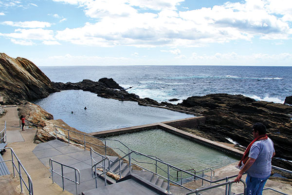 Bermagui -Blue -Pools -NSW
