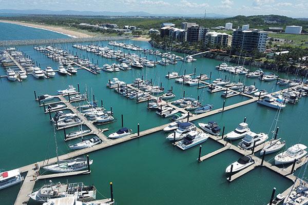 480-berths -in -mackay -marina