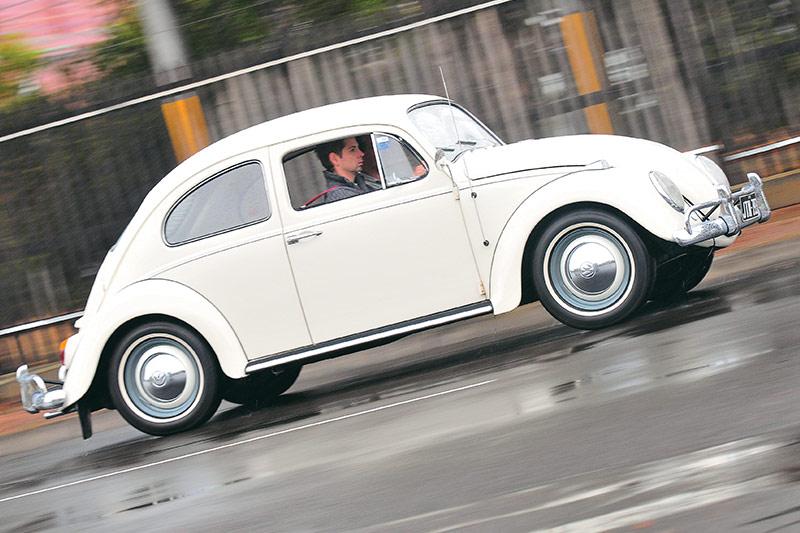 Volkswagen -beetle -onroad