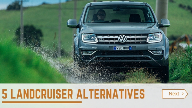 best landcruiser alternatives