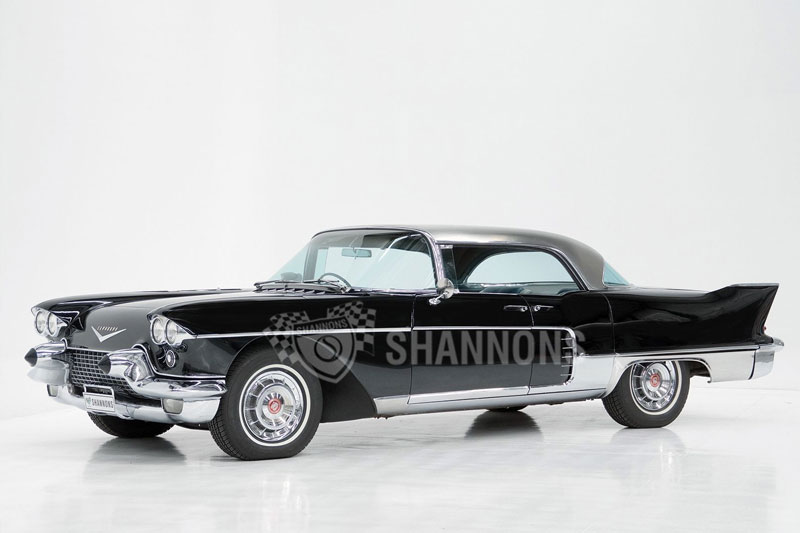 Shannons -Autumn -auction -Cadillac -Brougham