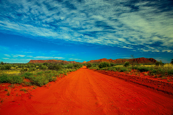Gosse -Bluff -West -Mac Donnell -Ranges -NT