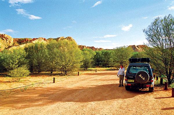 Australian -outback -4WD