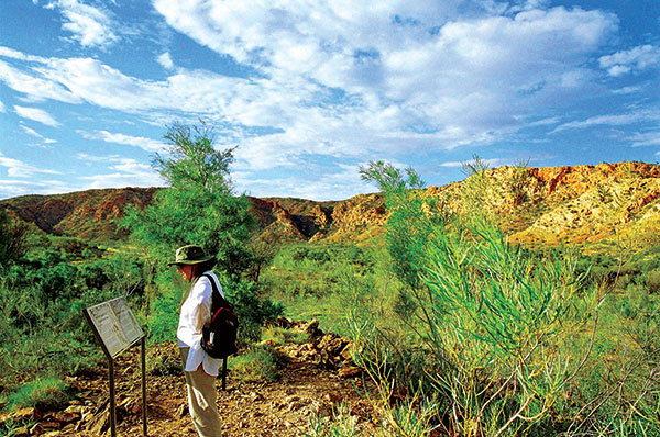 Australian -outback -craters