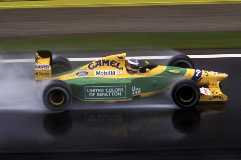 Sothebys -Benetton -race