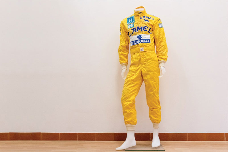 Sothebys -Senna -Suit
