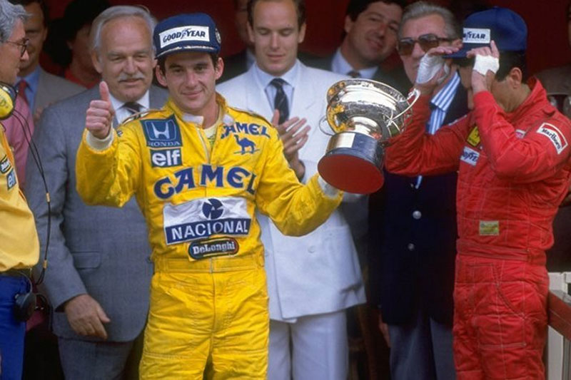 Sothebys -Senna -Suit -race