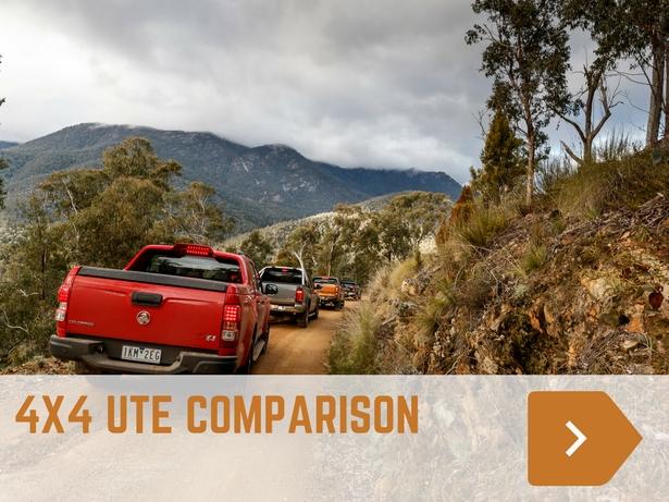 4x4 ute comparison