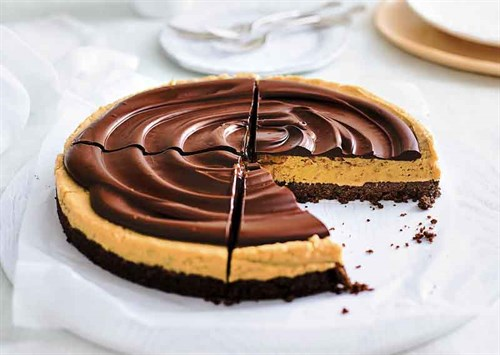 Peanut -butter -pie