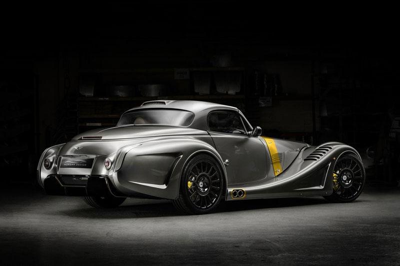 Morgan -Aero -GT-rear