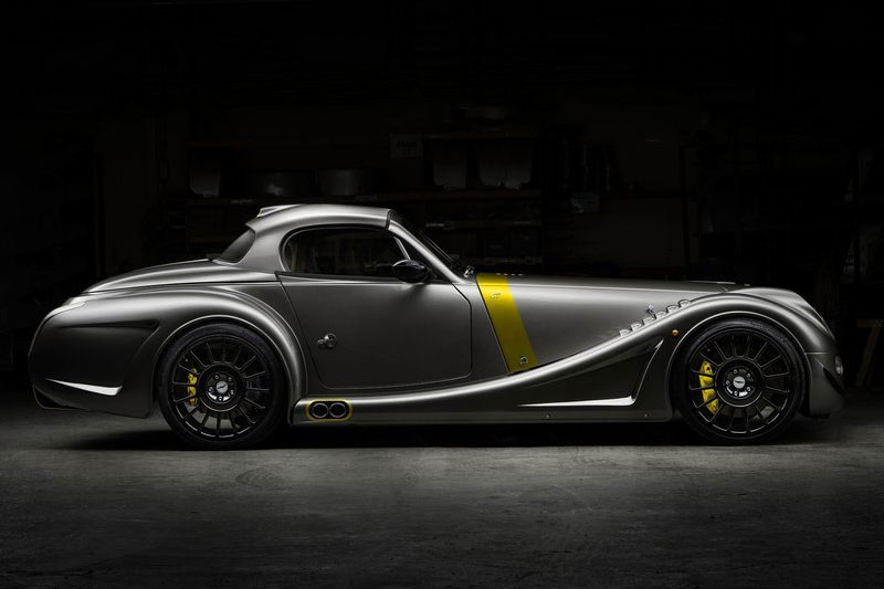 Morgan -Aero -GT-side