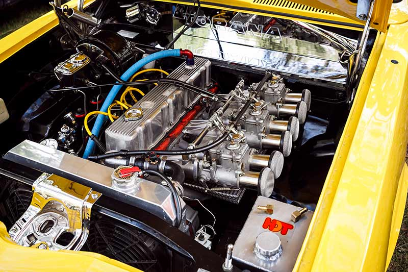 Holden -torana -lj -engine